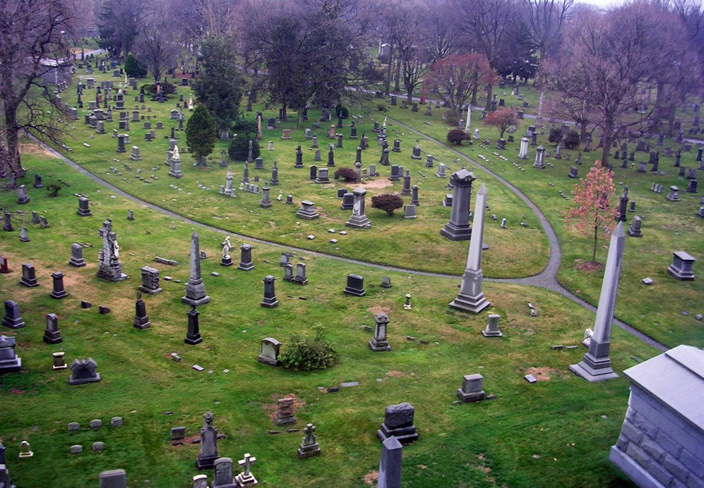 Do Cemeteries Affect Real Estate Prices in New York?
