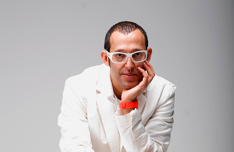 The 30-minute Interview - Karim Rashid