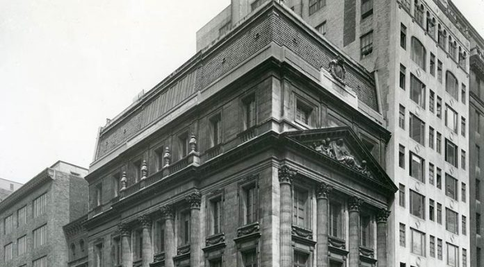 The Elegant Architecture of Fifth Avenue's Past