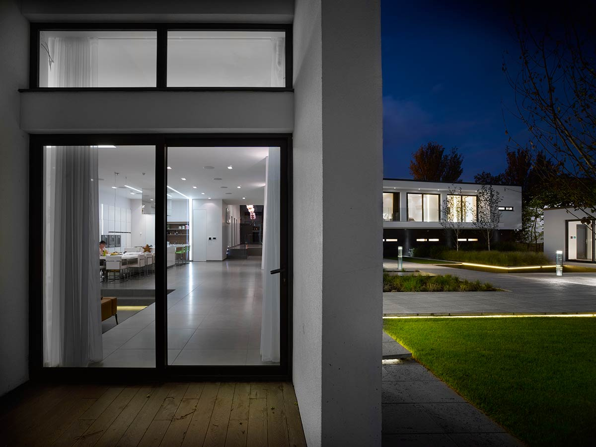 Regent Road – Contemporary Family Dwelling, England / architecture:m ...