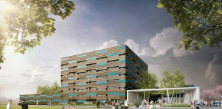 Amstetten School Campus / Atelier Thomas Pucher
