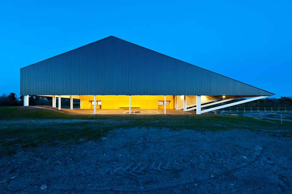 Løgstør Sports Hall / CEBRA
