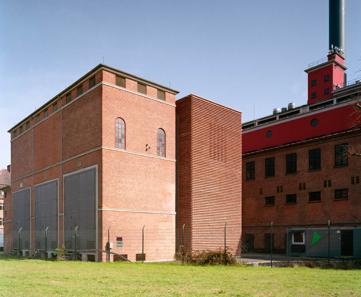 H.C.Ørsted Power Plant / Gottlieb Paludan Architects