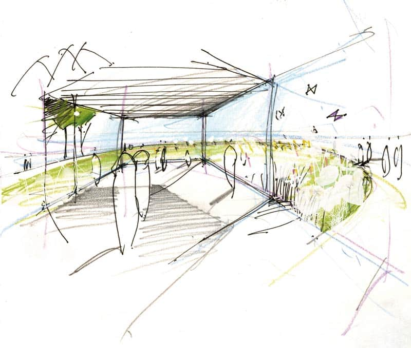 The architectural practice KUEHN MALVEZZI won the competition for the Insectarium in Montréal, Canada