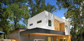 Tree House / Matt Fajkus Architecture