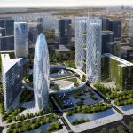 Shenzhen Qianhai Exchange Plaza / Andrea Maffei Architects s.r.l.