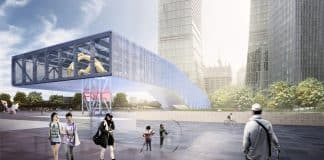 OMA wins Competition for an Exhibition Centre in Shanghai
