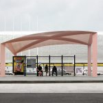Bus Station Canopies / MAXWAN architects + urbanists