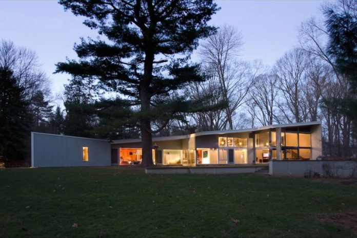 Live in a Marcel Breuer Home Inspired By a MoMA Showhouse