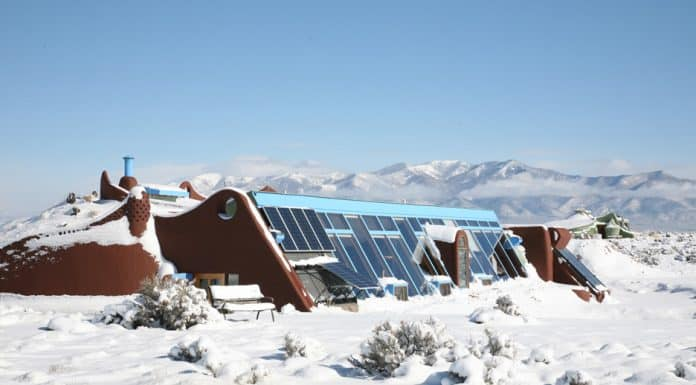 Earthship Biotecture: self-sufficient living revisited