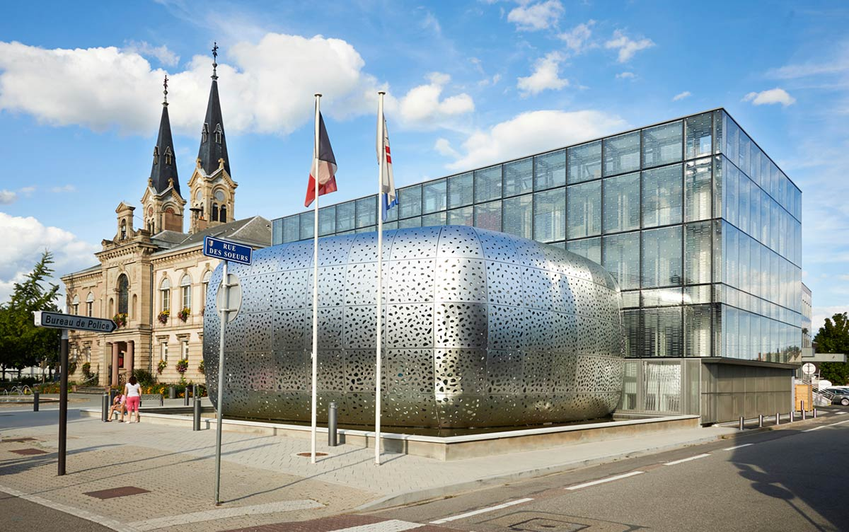 New coca cola office in france u fubiz media