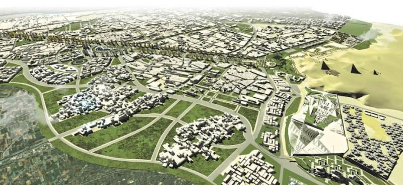 Giza 2030: From Deterioration to Gentrification?