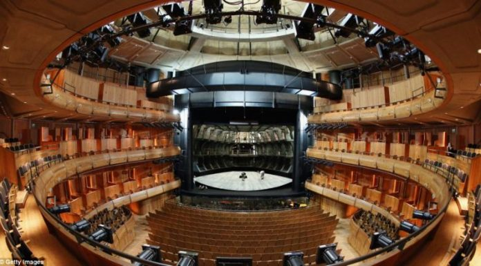 Democratic design is bad for theatres