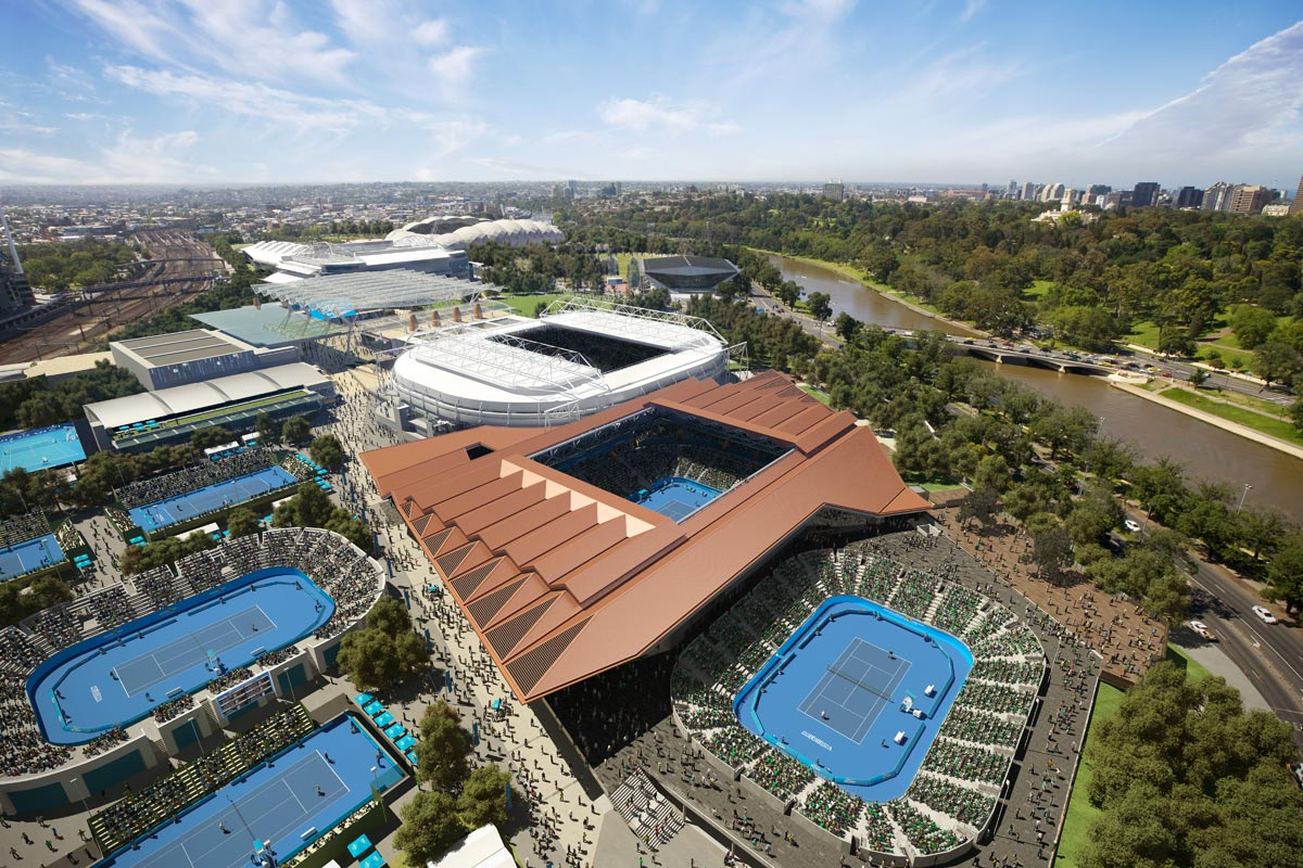 Margaret Court Arena's Time to Shine