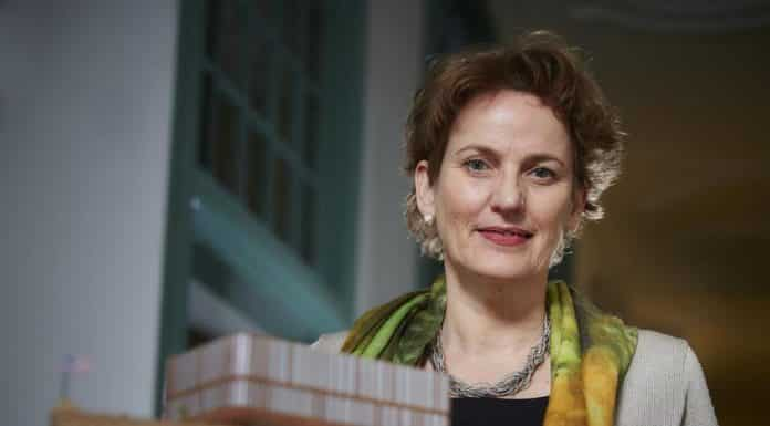 Francine Houben designed the city's new Bruce Bolling Building