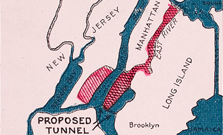 The Plan to Build a Mega-Manhattan That Failed
