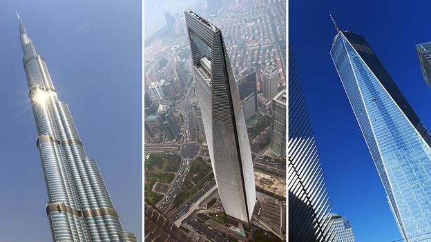 Skyscrapers: The race to the top
