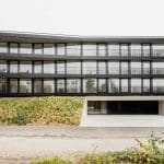 St-sulpice apartment building / fhv architects