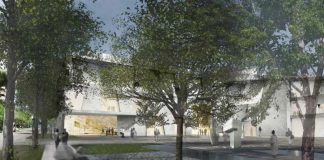 A new redevelopment plan for the Museum of Fine Arts in Houston