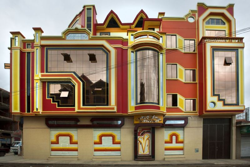 "Bolivia's ""spaceship architecture"" showcases the new wealth of indigenous people"