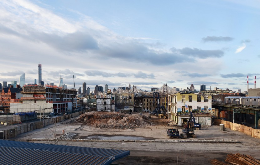 Gangs of New York: the battle of the 5 Pointz