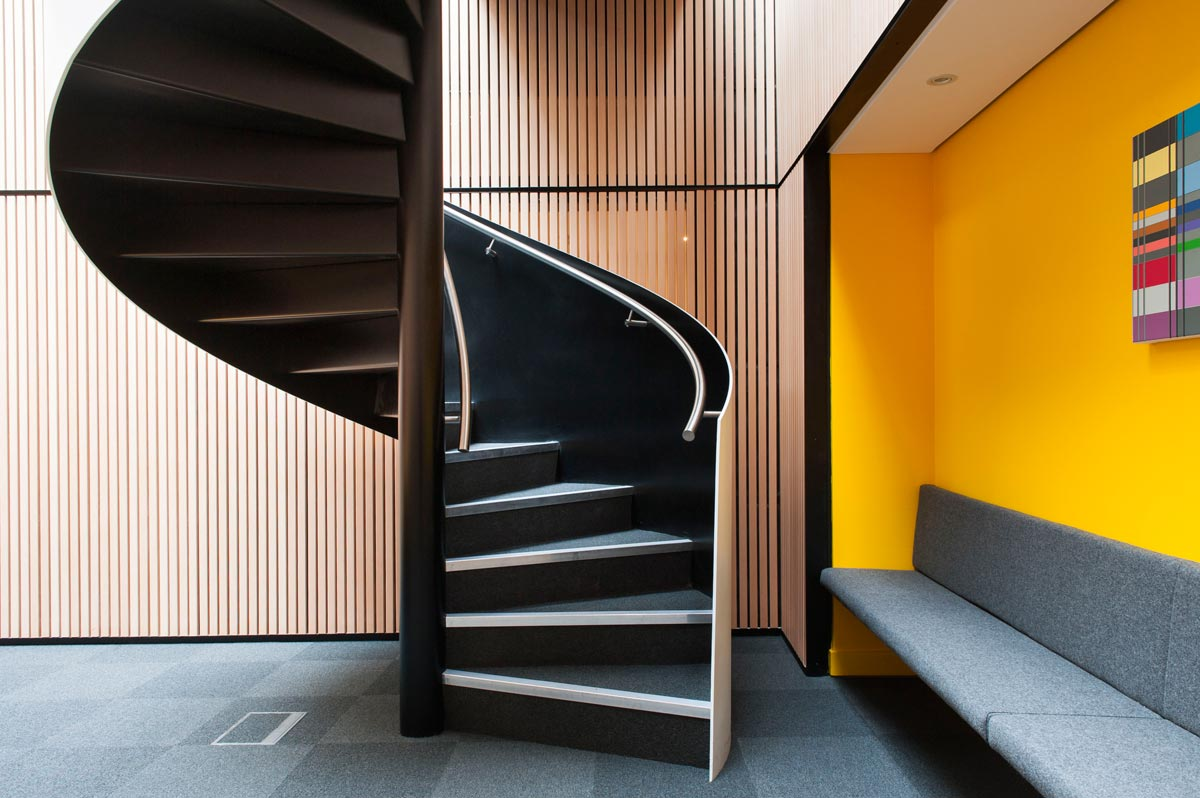 Brown Rudnick Office, Mayfair, London / Brady Mallalieu Architects