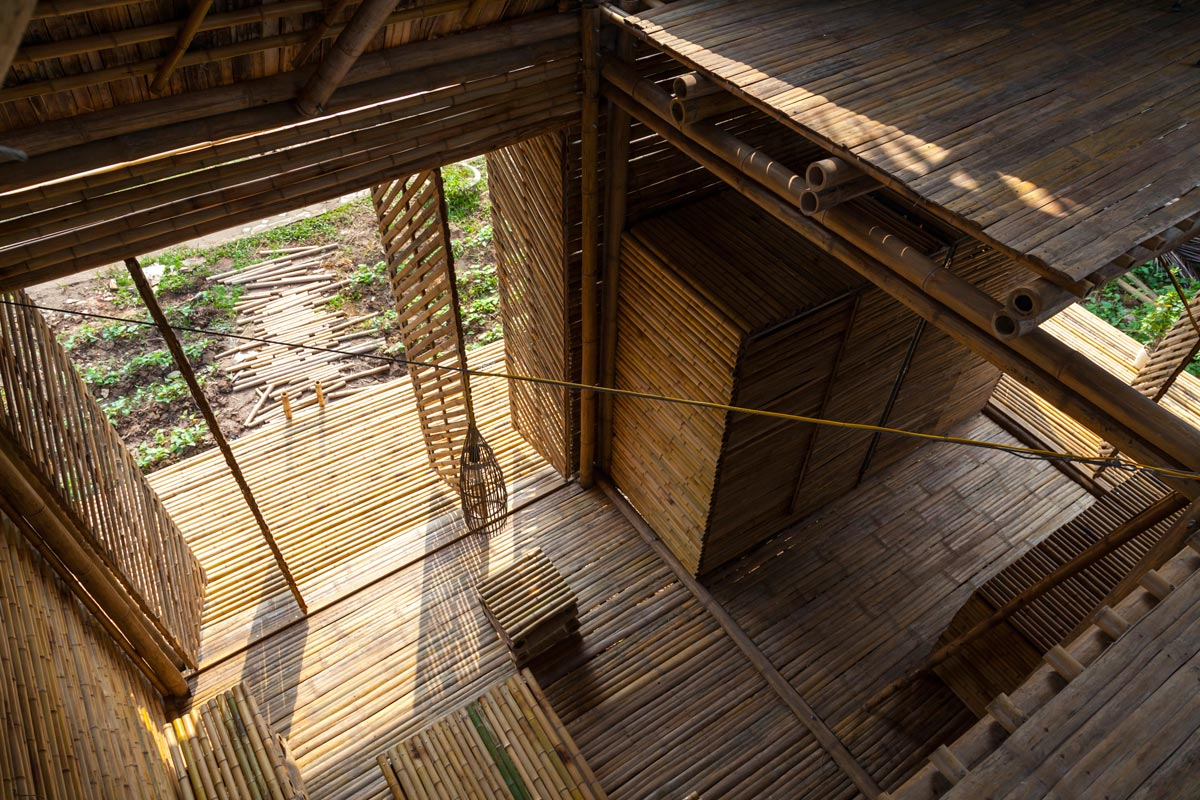 Blooming Bamboo Home Vietnam H Amp P Architects