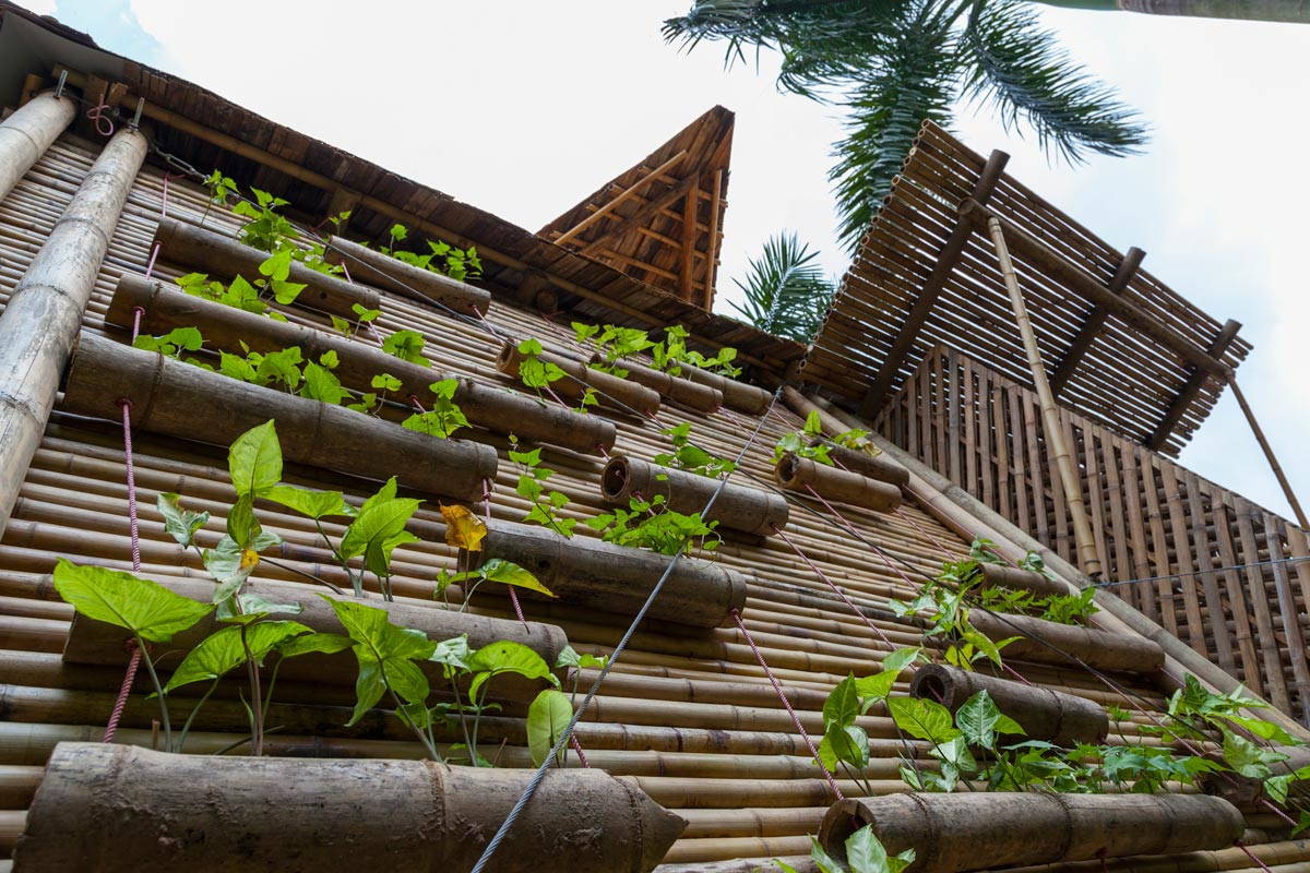 Blooming Bamboo Home, Vietnam / H&P Architects