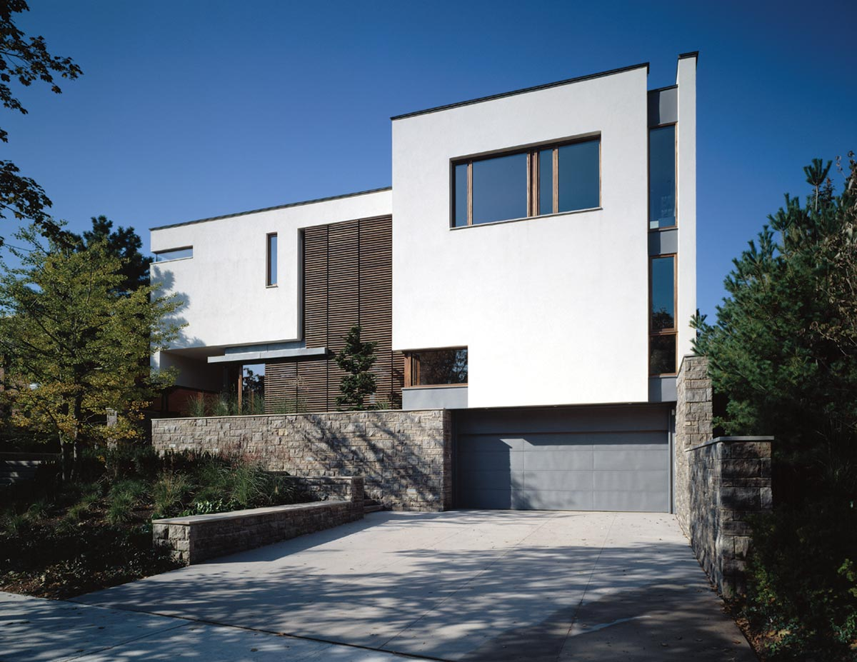 House On A Ravine, Toronto, Canada / Taylor Smyth Architects