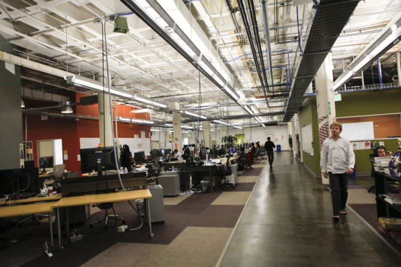 Google got it wrong - The open-office trend is destroying the workplace