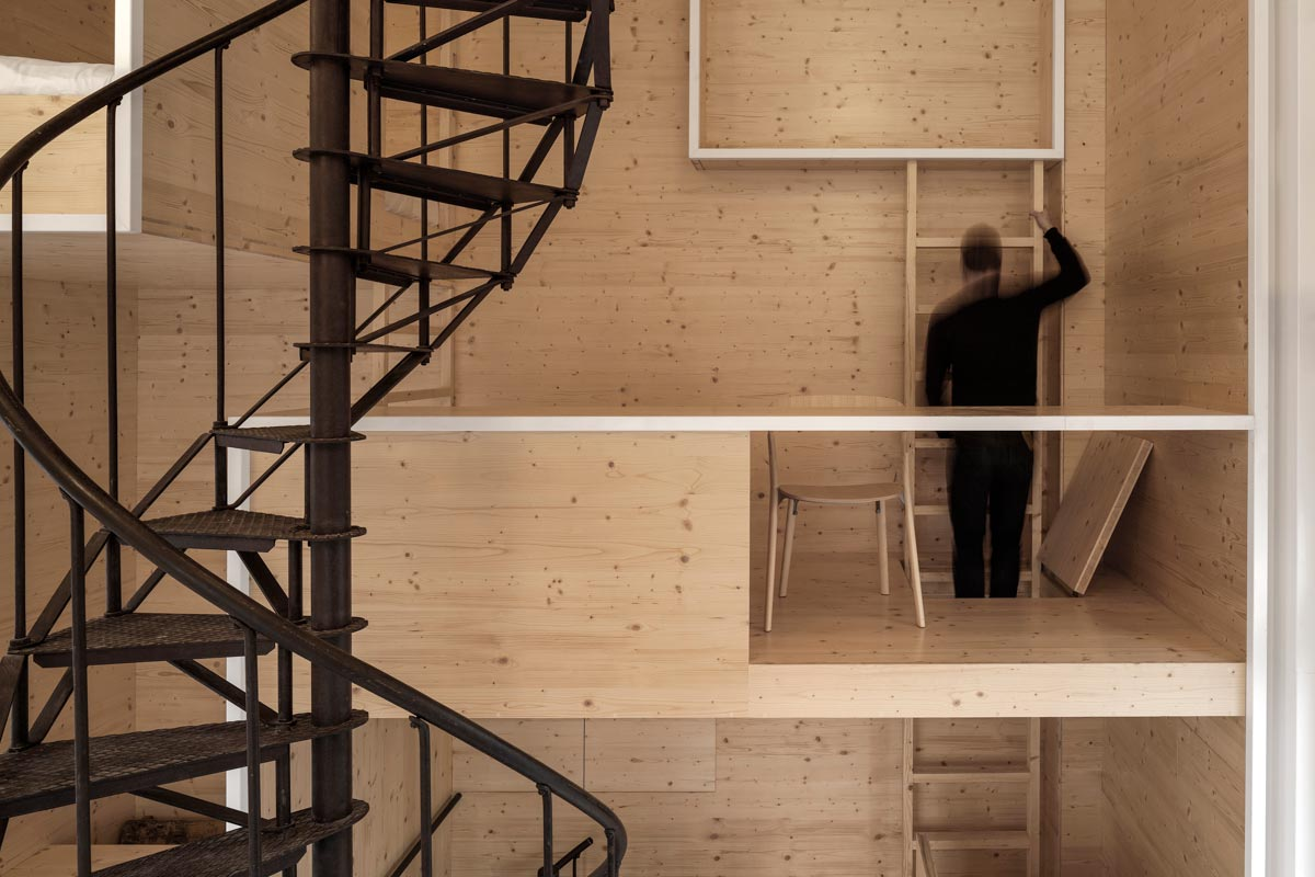 'Room On The Roof', Amsterdam / i29 interior architects