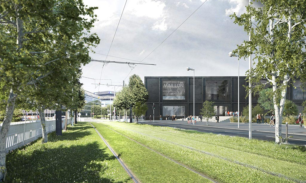 Le Maillon Theater, Strasbourg, France / LAN Architecture