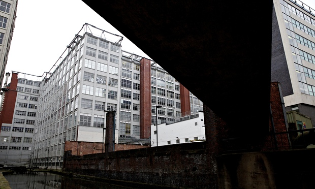 A strange kind of beauty: Manchester's brutalist buildings