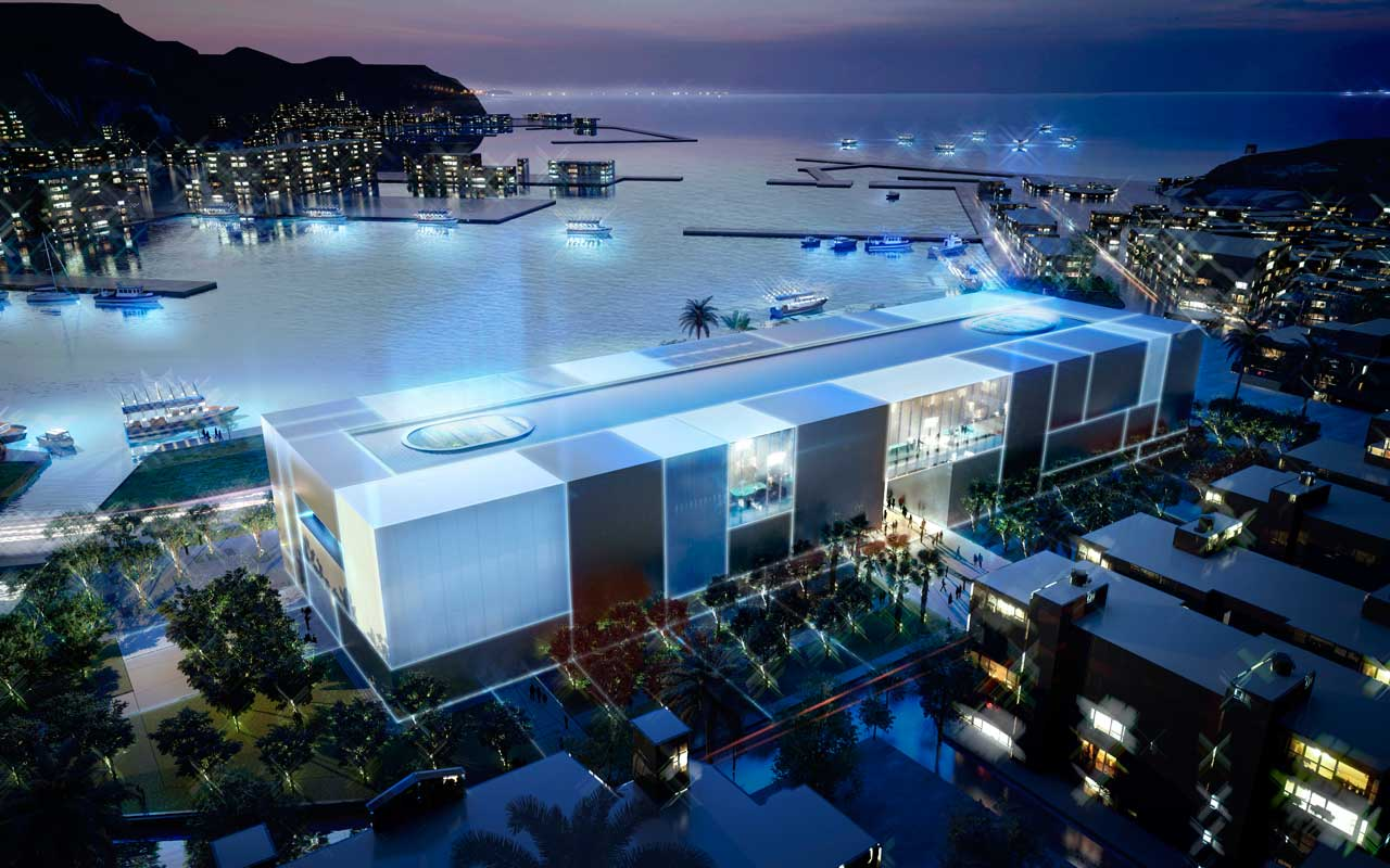 National Museum of Marine Science and Technology breaks ground in Keelung