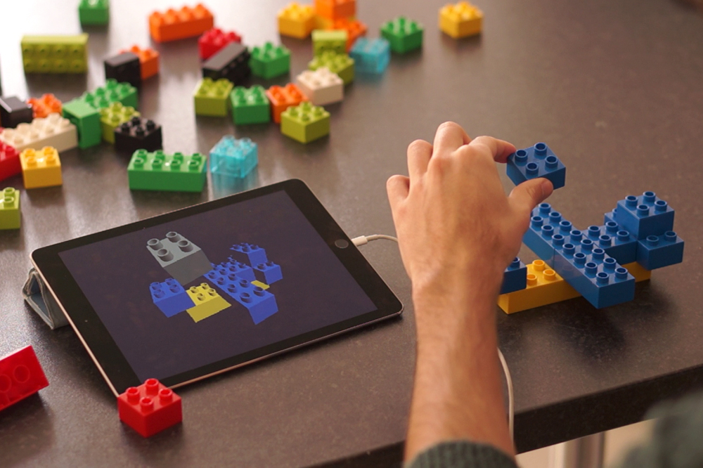 From Lego to Digital Building