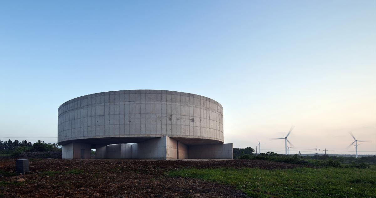 Horse Museum, South Korea / Jegong Architects