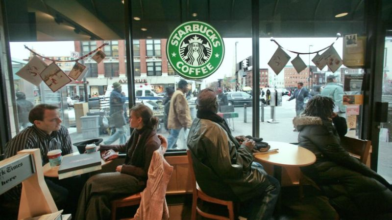 The Starbucks Effect in Real Estate