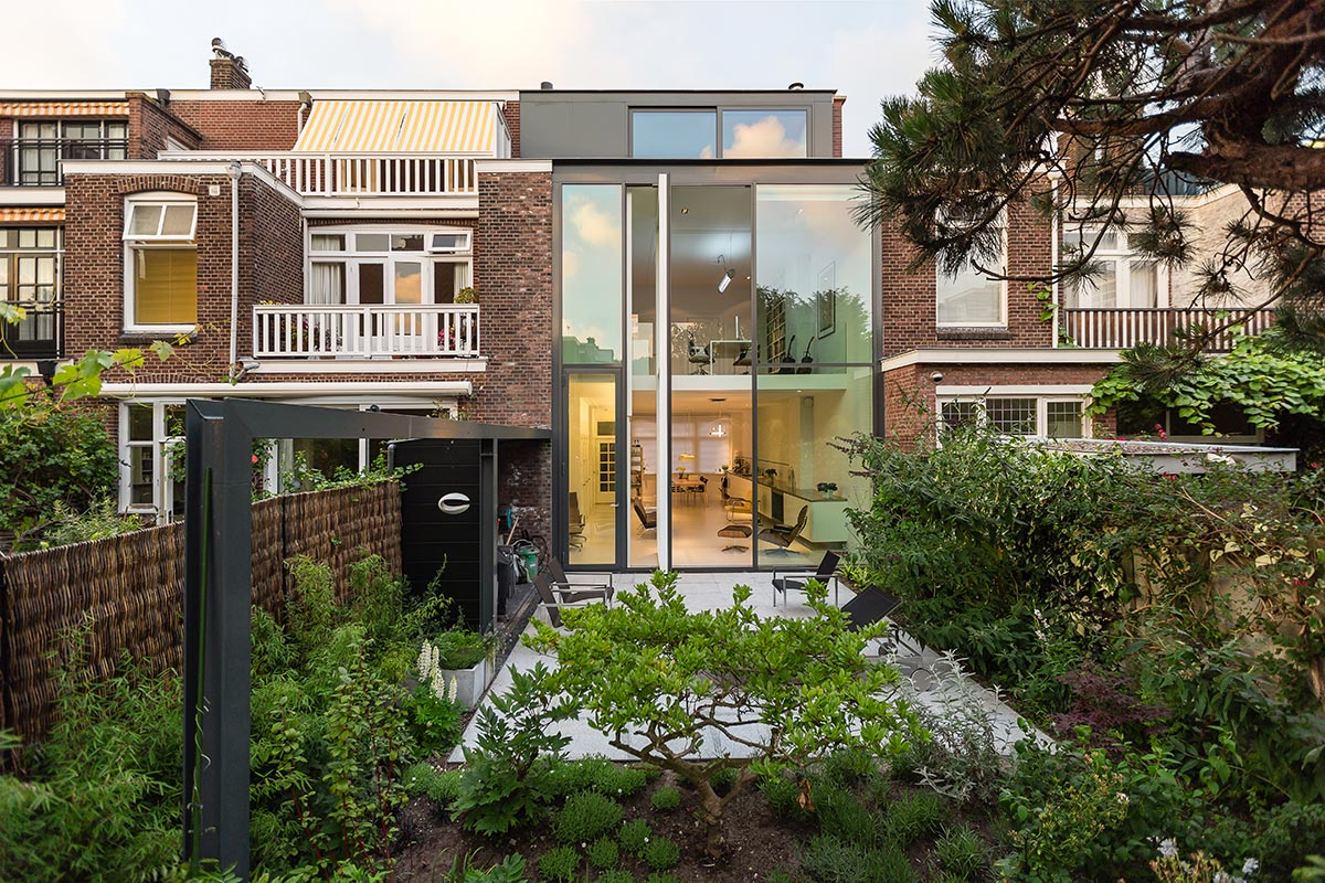 Townhouse at The Hague / cepezed