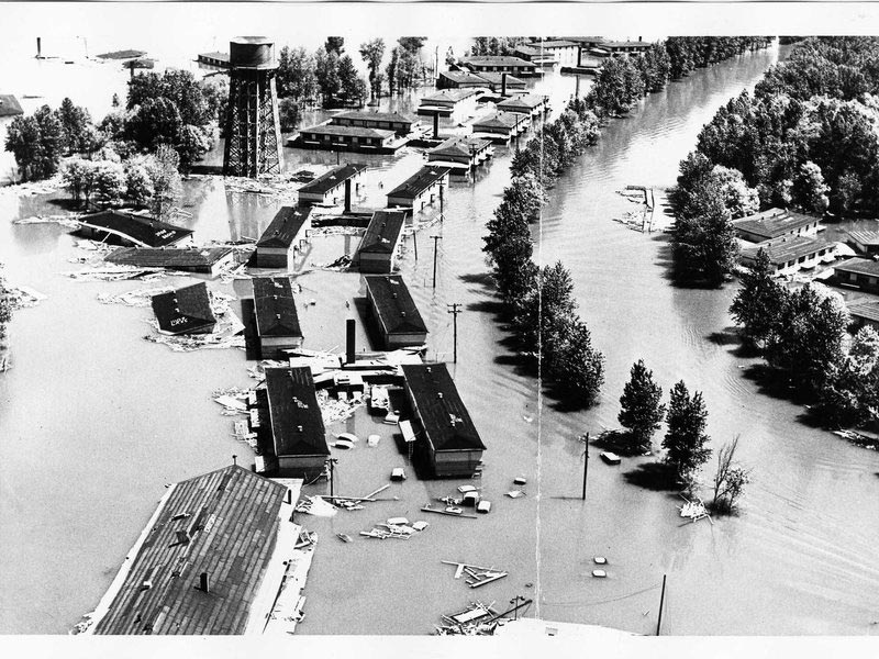 How Oregon's Second Largest City Vanished in a Day