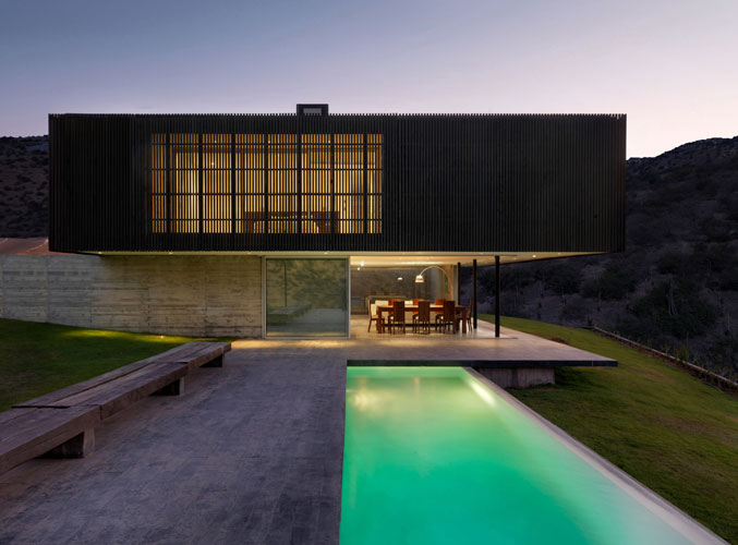 O House, Chile / 01ARQ