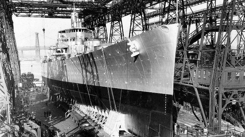 Brooklyn Navy Yard: From WWII warships to Hollywood on the East River