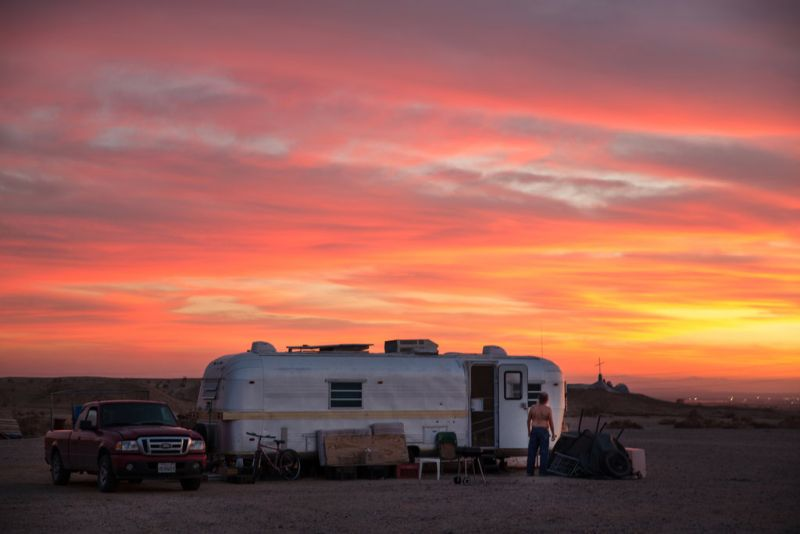 "Slab City - ""The Last Free Place in America"