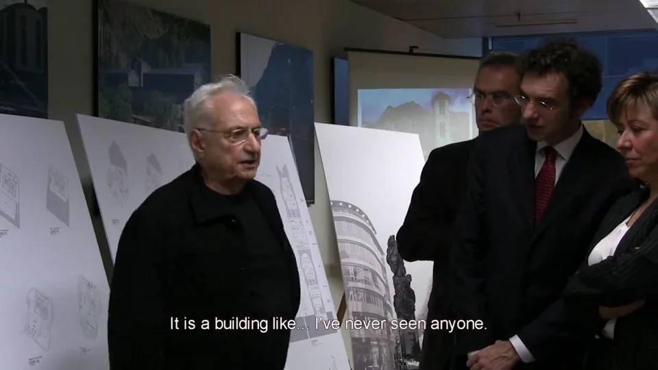 The Competition/Gehry and the Jury