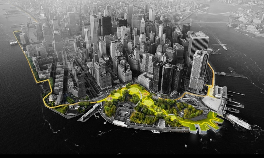 Bjarke Ingels on the New York Dryline