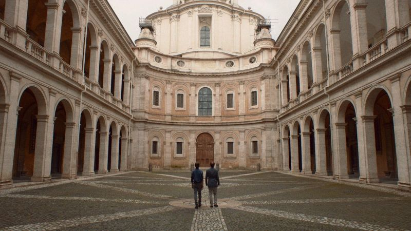 AR Film Review: La Sapienza