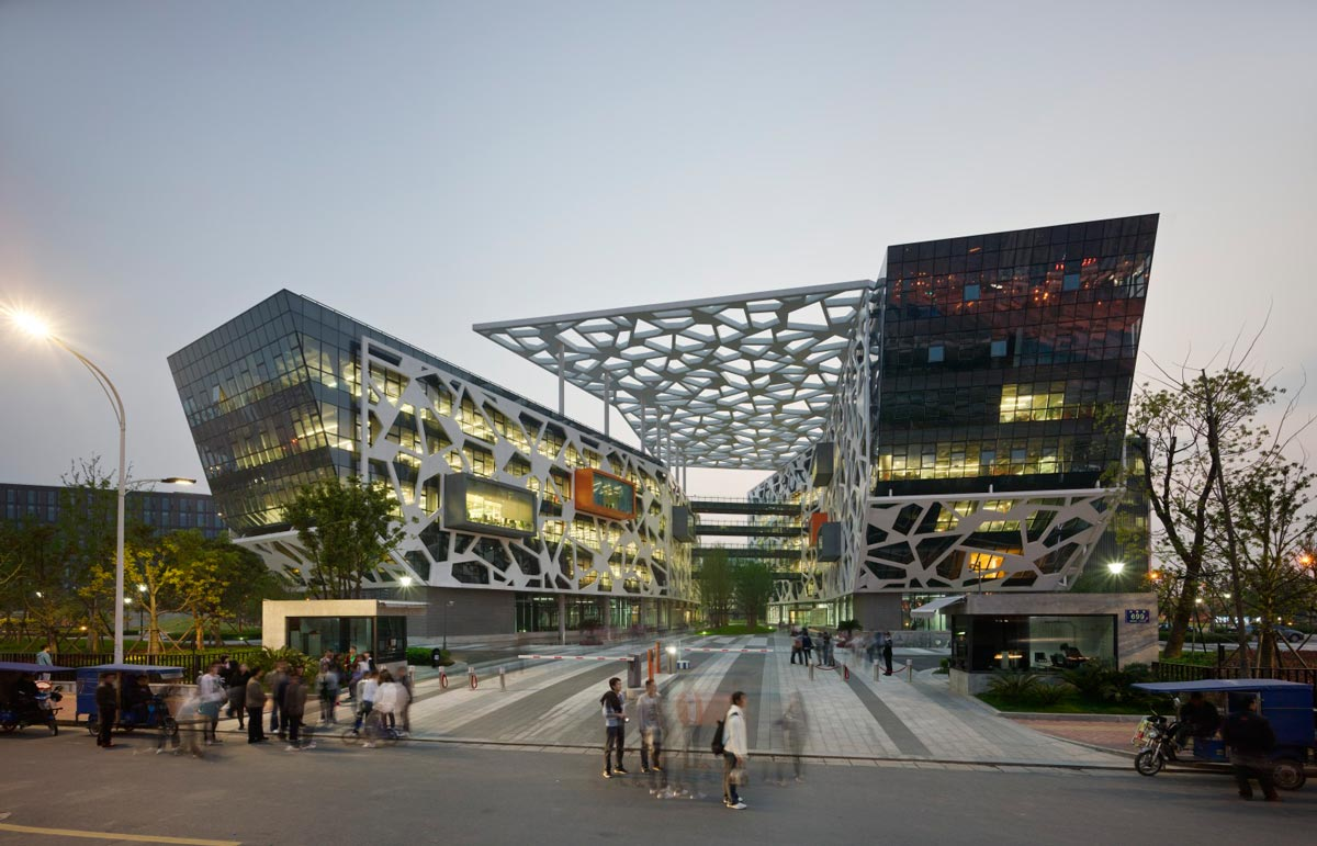 Alibaba Headquarters, China / Hassell Studio