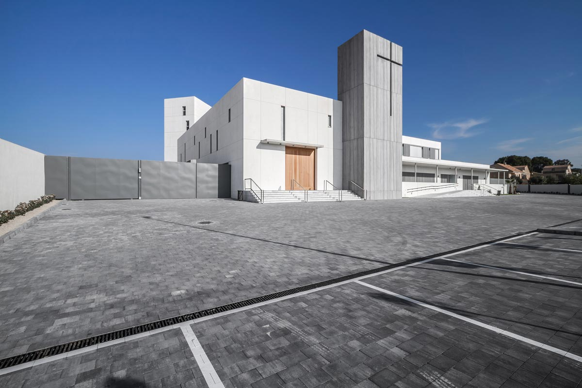 Royal Monastery of Santa Catalina De Siena, Spain / Hernandez architects
