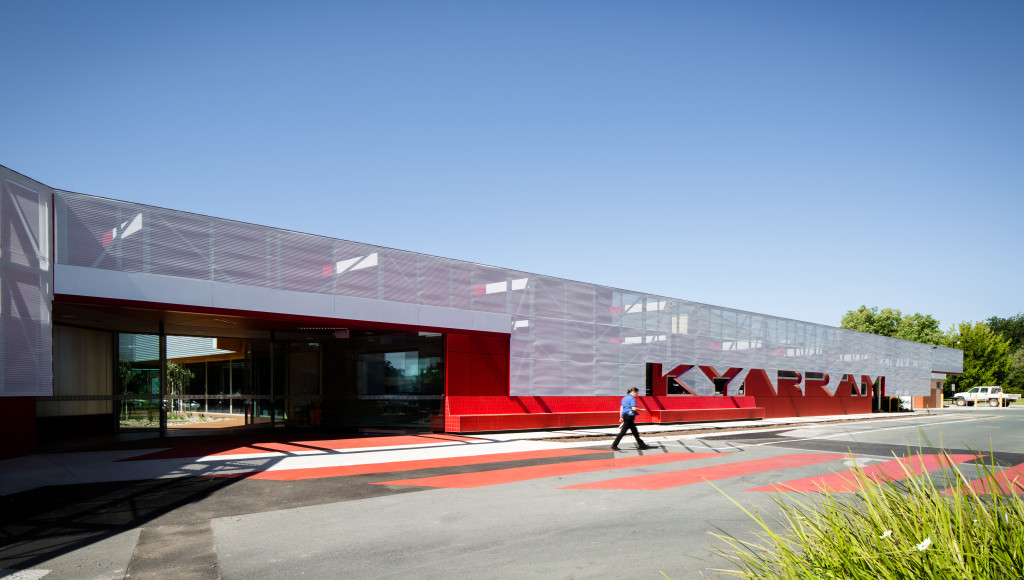 Kyabram District Hospital, Australia / Cloud Architecture Studio