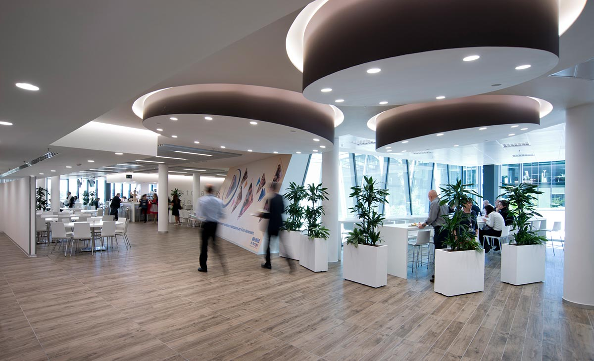 Nestlé Group – Milan Offices / DEGW