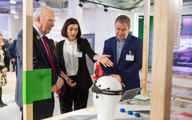 Future Cities Catapult Opens New Urban Innovation Centre in Central London